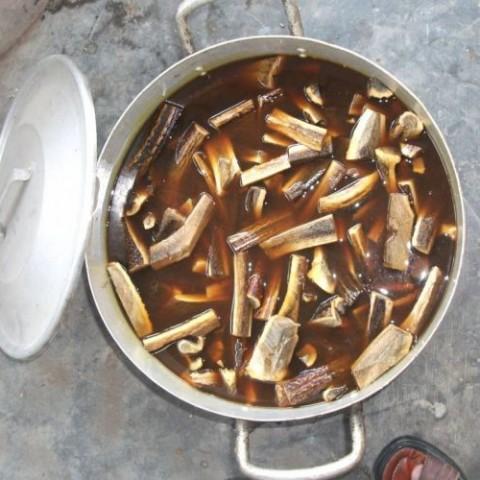Cách nấu Cao Ban Long